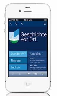 """Die Web-App """"Geschichte vor Ort"""" bringt in ganz Bayern Menschen mit der Vergangenheit des Landes zusammen."""