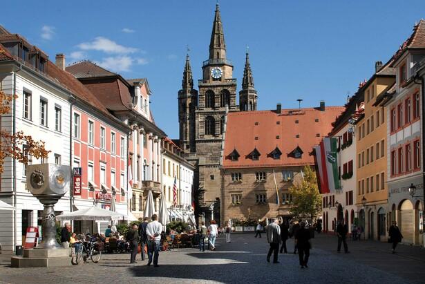 Kirche St. Gumbertus © Stadt Ansbach