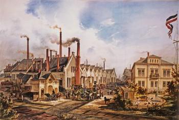 Die Lokomotivfabrik Krauss & Comp., München