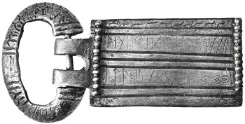 längste Runeninschrift Mitteleuropas