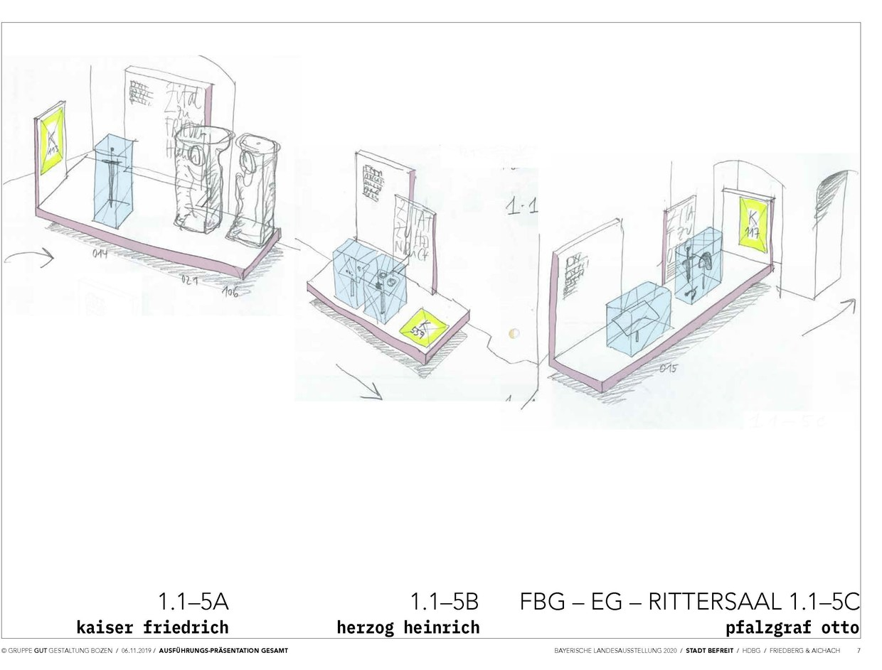 Details aus dem Rittersaal © Gruppe Gut Gestaltung Bozen