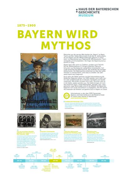 Bayern wird Mythos