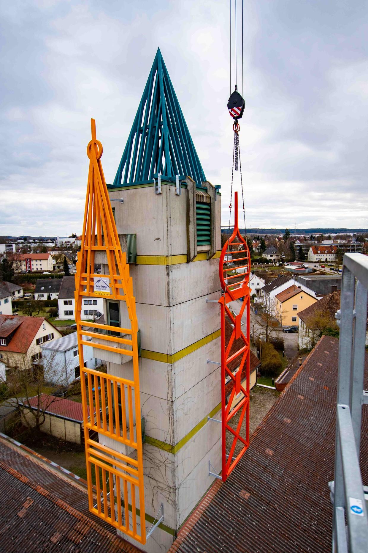 Der Turm als Element einer mittelalterlichen Stadt © Haus der Bayerischen Geschichte | Foto: FSeventfoto