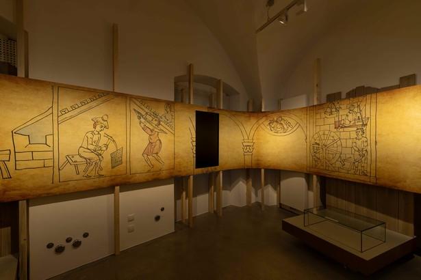 Auch eingeleuchtet sind die Ausstellungräume in Friedberg schon. © Haus der Bayerischen Geschichte | Foto: Herbert Rath