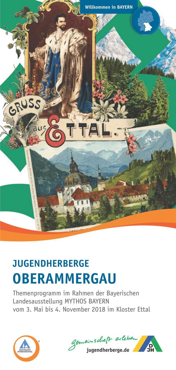 PDF zum Angebot der Jugendherberge Oberammergau