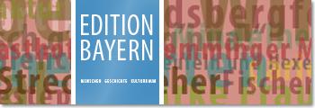 Regional- und Sonderhefte der Edition Bayern