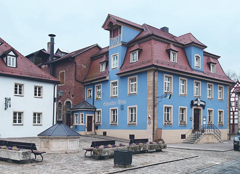 Bayerische Wirtshäuser