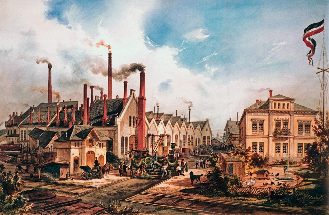 Haus der Bayerischen Geschichte - Lehrerhandreichungen : Eisenbahn
